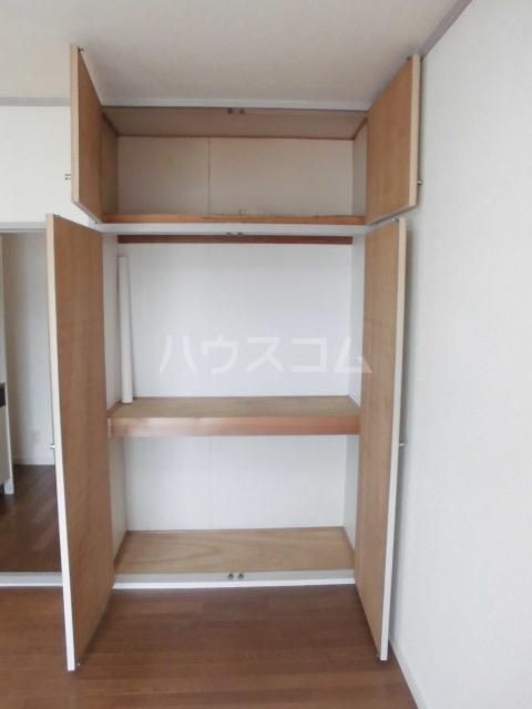 ハイツKOBA 202号室の収納