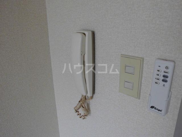 ハイツKOBA 202号室のセキュリティ