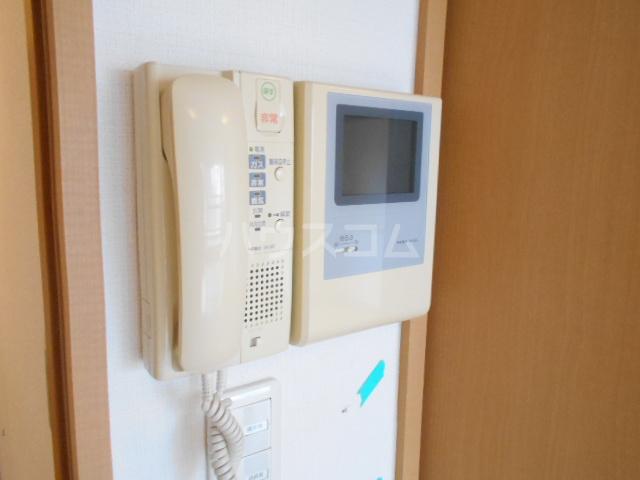 ファミール いけだ 302号室のセキュリティ