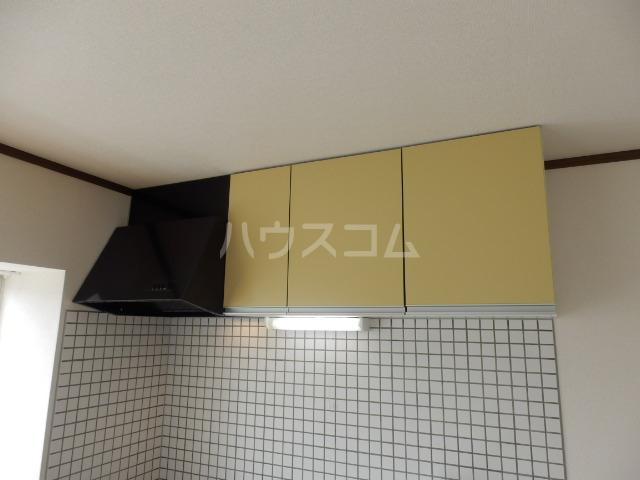 アーベント佐鳴台 201号室のキッチン