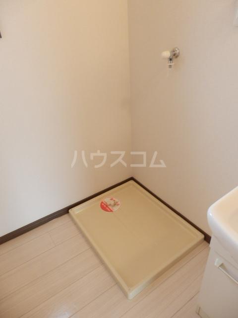 アーベント佐鳴台 201号室の洗面所