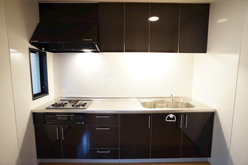 アフロディテ広沢 102号室のキッチン