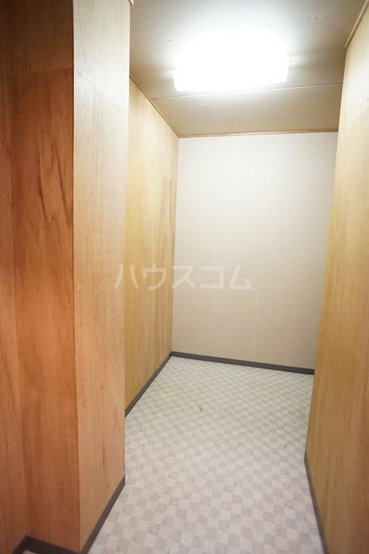 アフロディテ広沢 102号室の収納