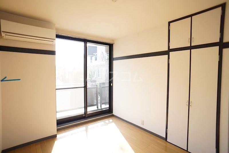 アフロディテ広沢 102号室の居室