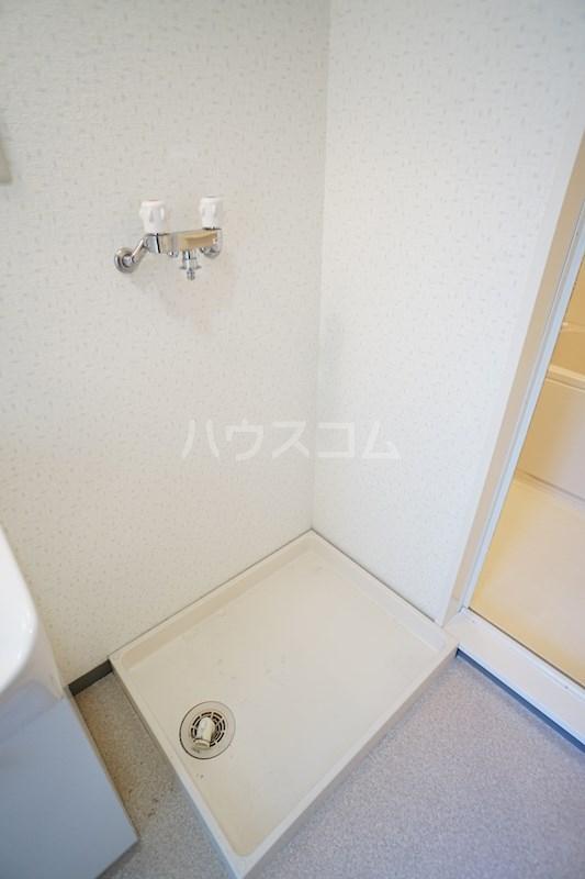 アフロディテ広沢 102号室の洗面所