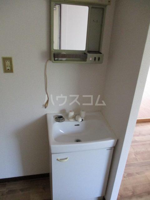 パナハイツ高山 102号室の洗面所