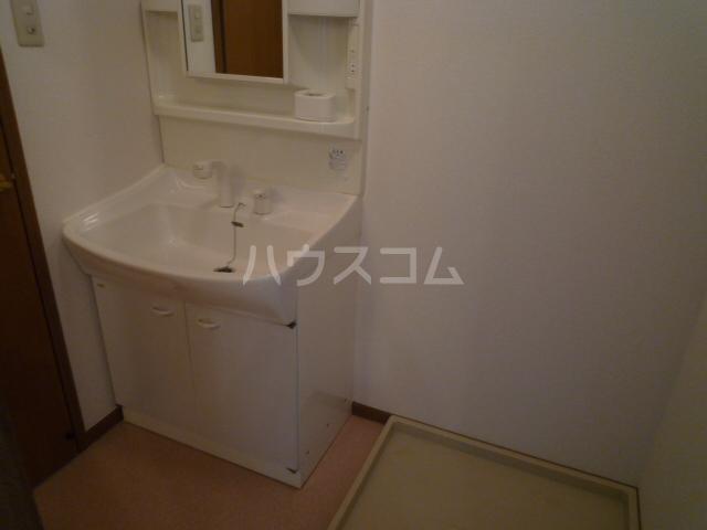 フローレンス古田 B 202号室の洗面所
