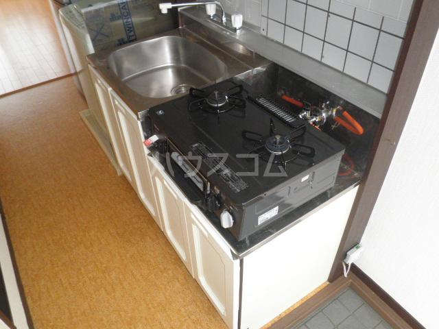 ビューライフHINO B 211号室のキッチン