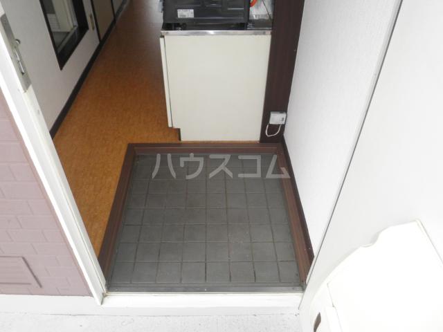 ビューライフHINO B 211号室の玄関