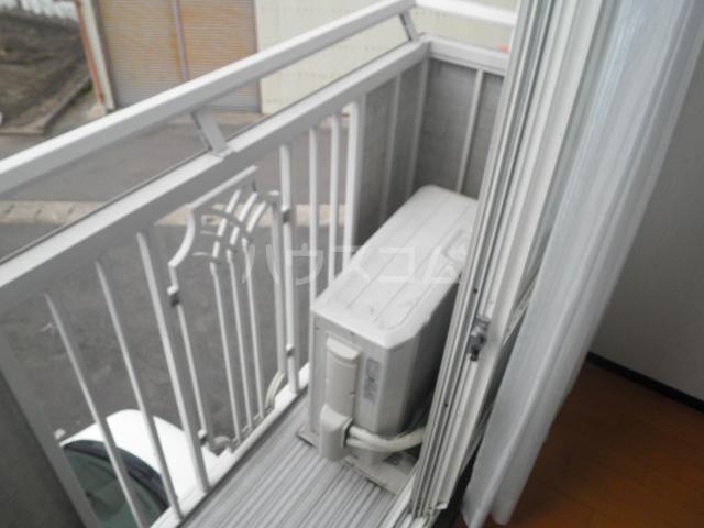 ビューライフHINO B 211号室のバルコニー