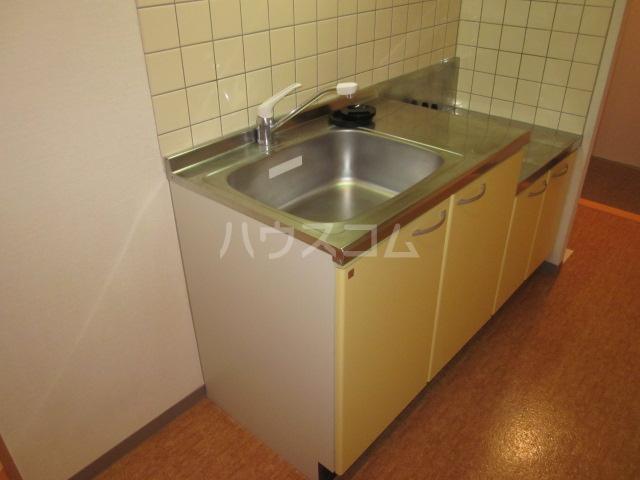 I's Villa Annex 303号室のキッチン