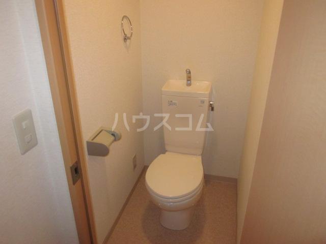 I's Villa Annex 303号室のトイレ