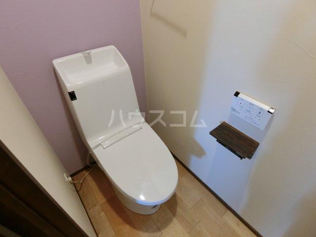 メゾンシャルドネ県庁南 103号室のトイレ