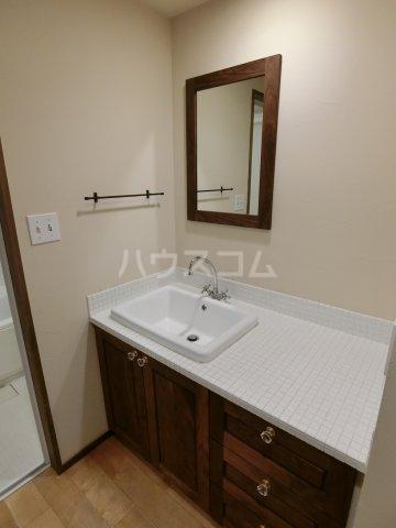 メゾンシャルドネ県庁南 103号室の洗面所