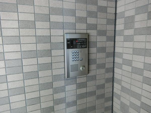ヌーベルバーグ 302号室のセキュリティ