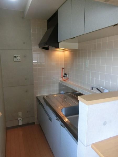 ヌーベルバーグ 302号室のキッチン