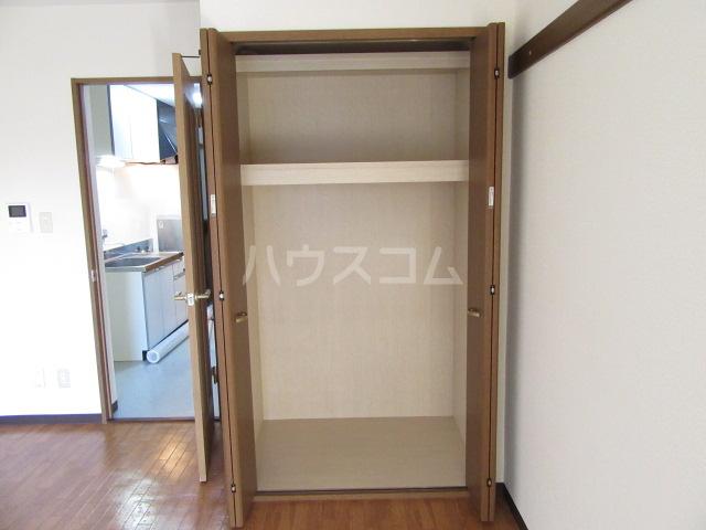 マンションアルティア Ⅱ 105号室の収納