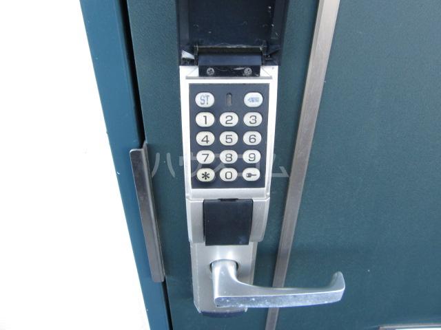 マンションアルティア Ⅱ 105号室のセキュリティ