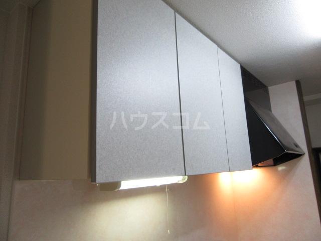 マンションアルティア Ⅱ 105号室のキッチン