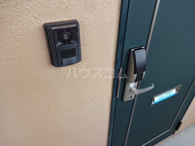 D-FELLOW 502号室のセキュリティ
