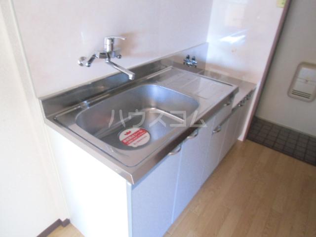 D-FELLOW 506号室のキッチン