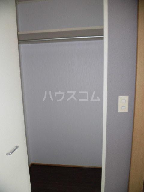 ジュビロⅡ 201号室の収納