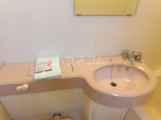 ベストライフ八洲 202号室の洗面所