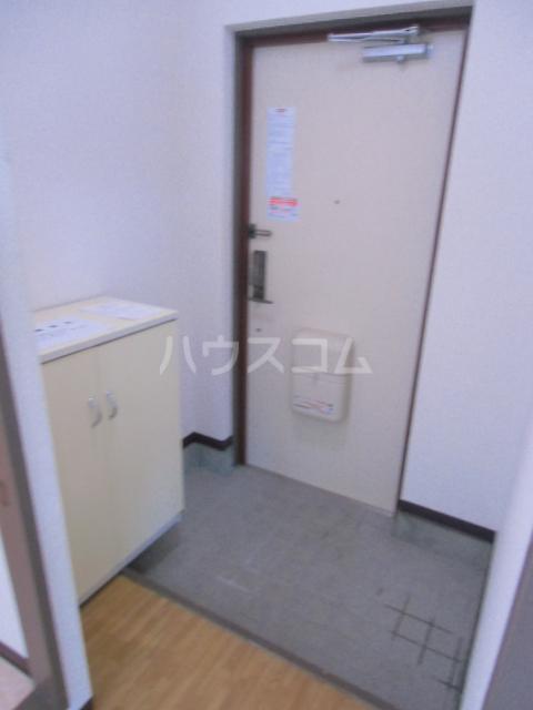 マンションサザンⅡ 402号室の玄関