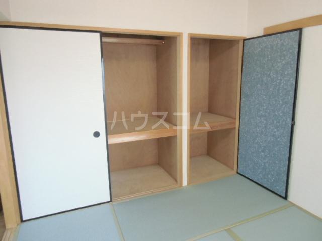 マンションサザンⅡ 402号室の収納