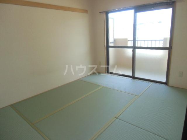 マンションサザンⅡ 402号室のベッドルーム