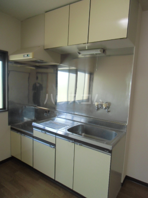 マンションサザンⅡ 402号室のキッチン