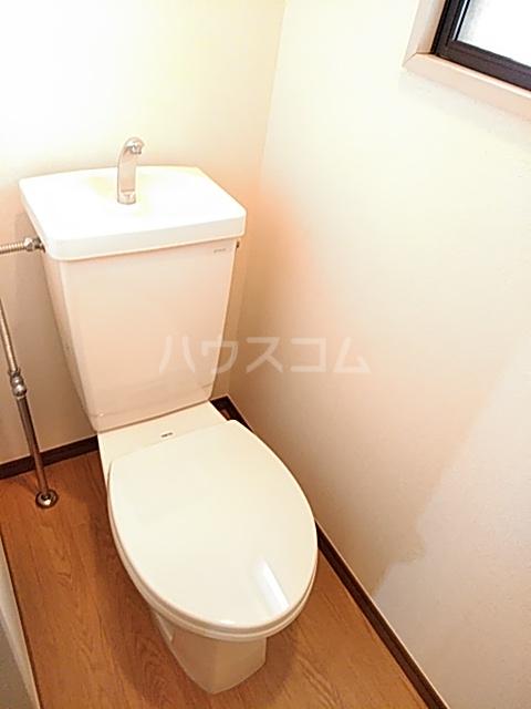 アメニティ・M 501号室のトイレ
