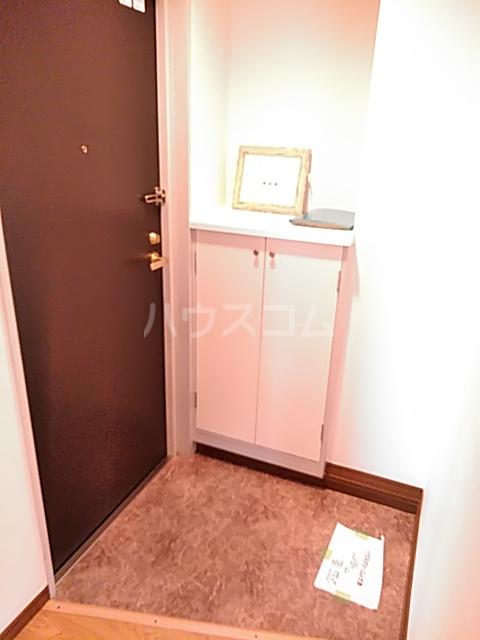アメニティ・M 501号室の玄関