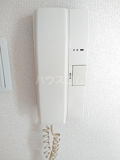 アメニティ・M 501号室のセキュリティ