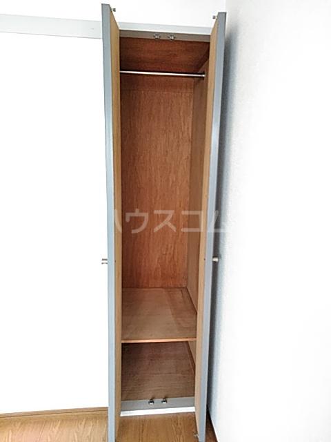 アメニティ・M 501号室の収納
