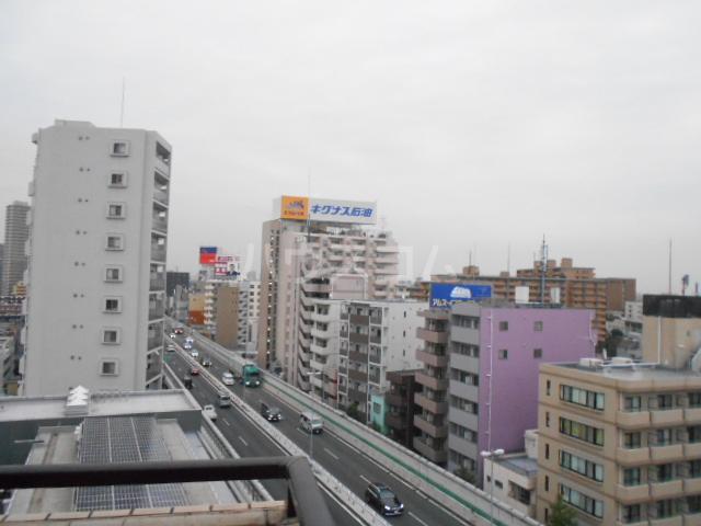 駒沢ダイヤモンドマンション 1102号室の景色