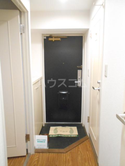 駒沢ダイヤモンドマンション 1102号室の玄関