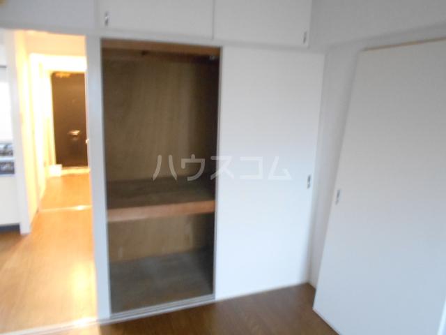 駒沢ダイヤモンドマンション 1102号室の収納