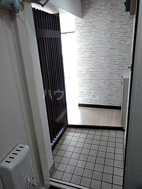 パークサイドハイツ 201号室のセキュリティ
