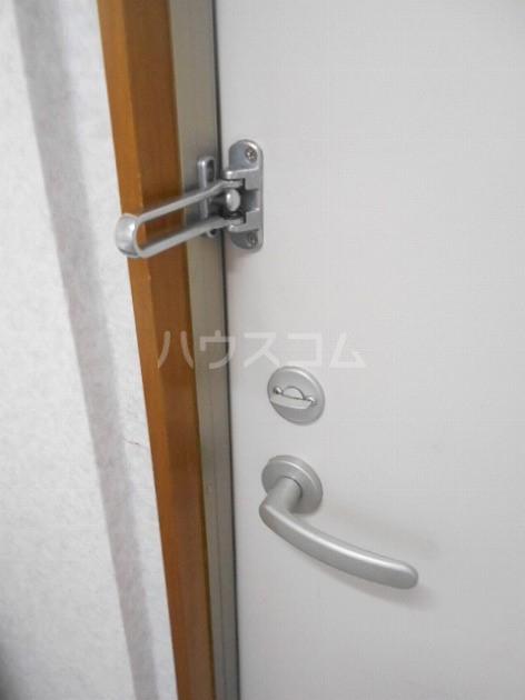 エムライン深沢 106号室のセキュリティ