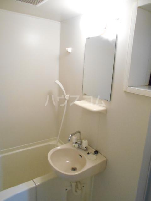 ラ・インサラーテ 103号室の洗面所
