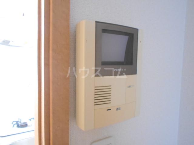 ラ・インサラーテ 103号室のセキュリティ