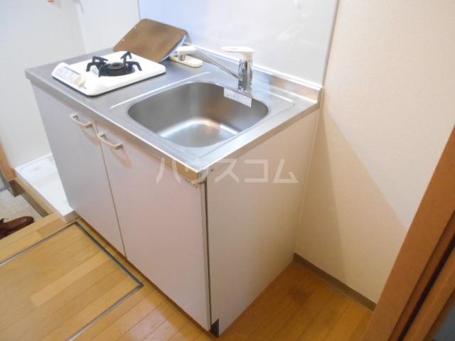 ラ・インサラーテ 103号室のキッチン