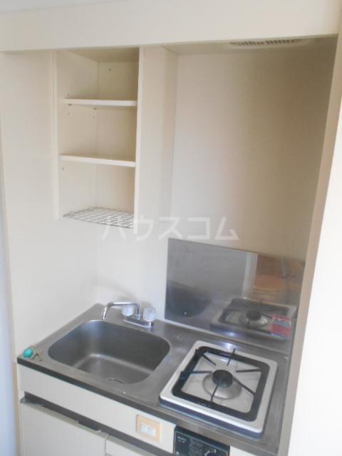 レザン池尻 406号室のキッチン