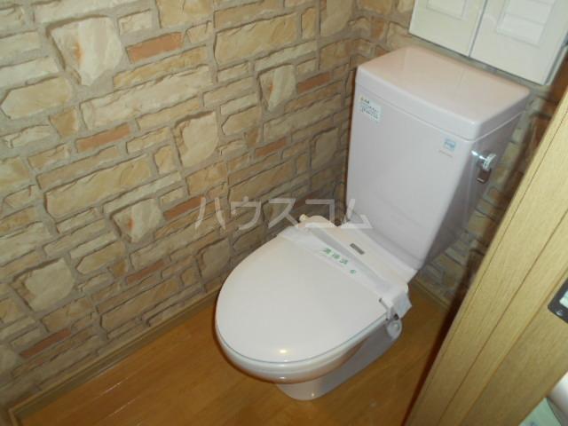 ウィリングⅡ 201号室のトイレ