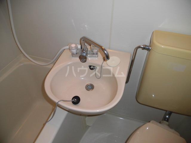Vingt Quatre東が丘 102号室の洗面所
