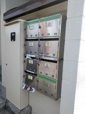 エルハーベン玉川台 301号室の設備
