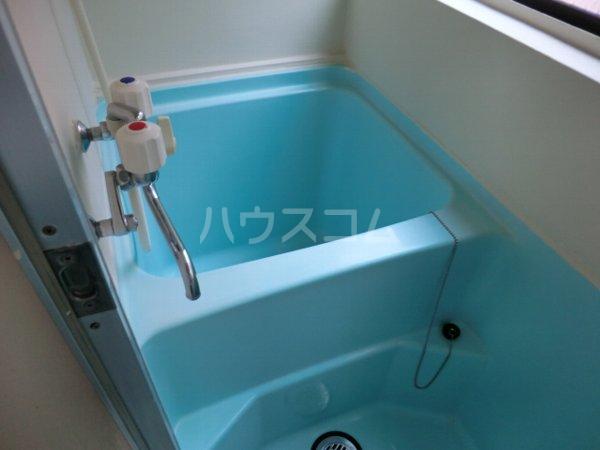 小島ハイツ 203号室の風呂