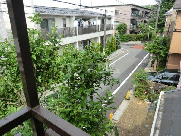 小島ハイツ 203号室の景色