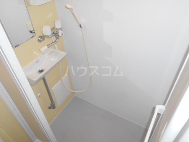 パークサイド 202号室の風呂